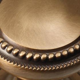 Light Antique Brass