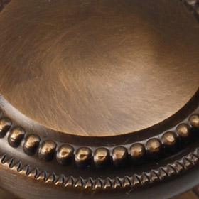 Medium Antique Brass