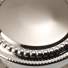 Polished Nickel