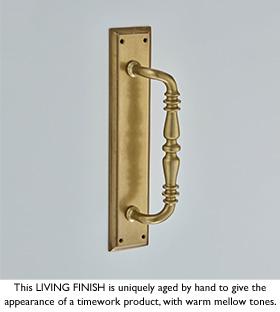 Aged Brass