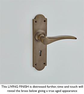 Distressed Antique Brass