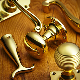 Polished Brass Unlacquered