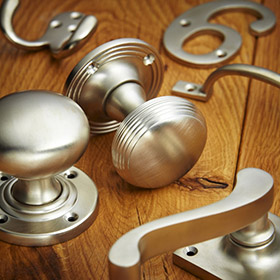 Satin Nickel Plate