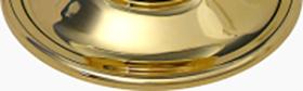 Polished Brass
