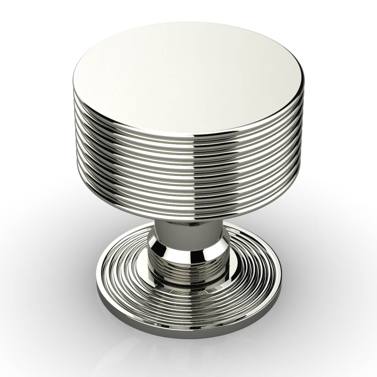 Polished Nickel Finish
