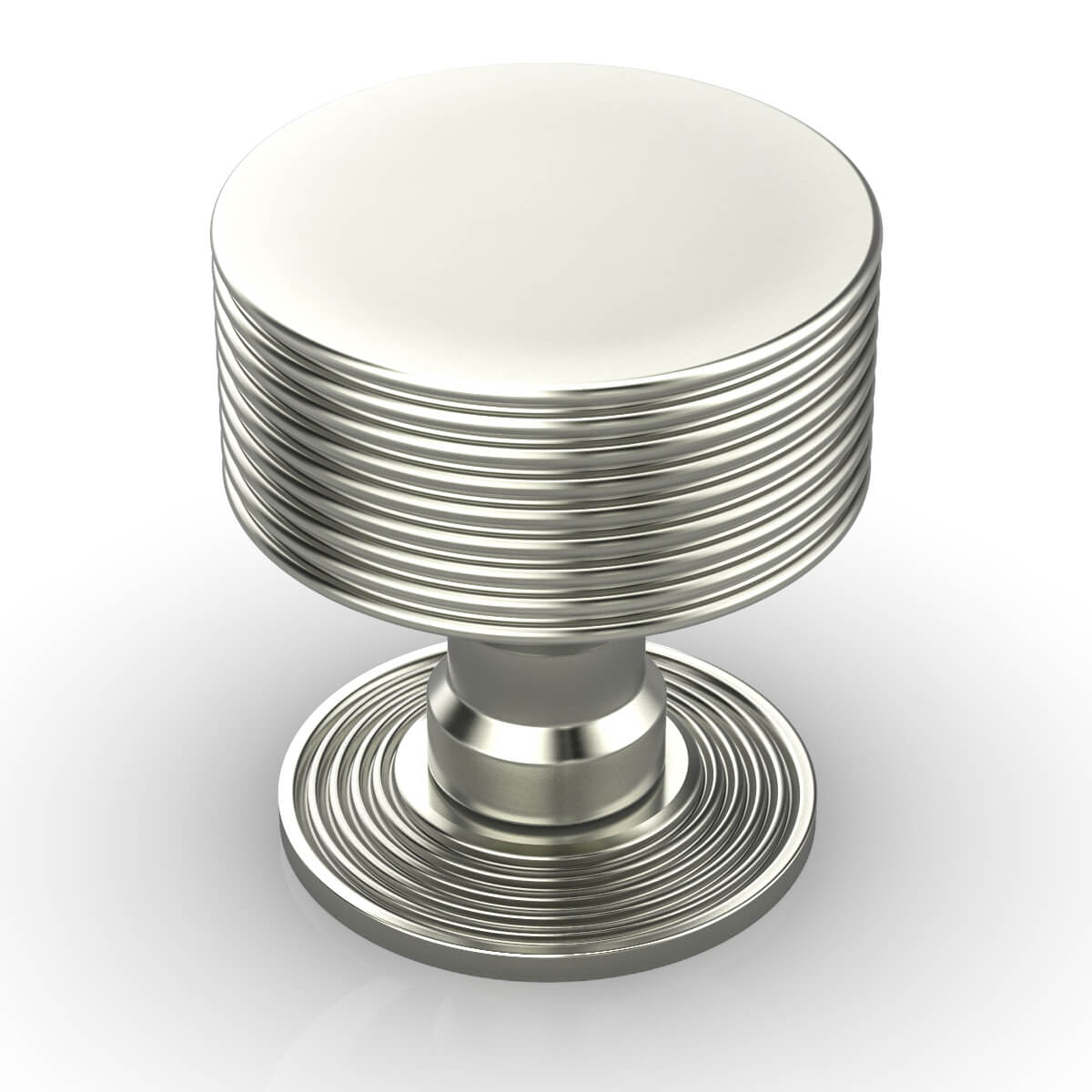 Satin Nickel Finish