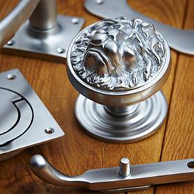 Satin Chrome Plate
