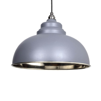 Grey Nickel Harborne Pendant