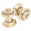 Aged Brass Door Knob
