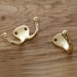 Brass Single Robe Hook