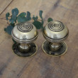 Regency Brass Bloxwich Door Knobs