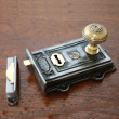 Victorian Door Lock