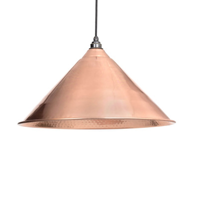 Copper Hockley Pendant Light
