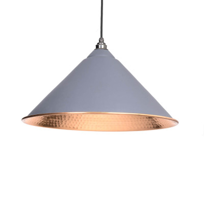 Copper Hockley Pendant
