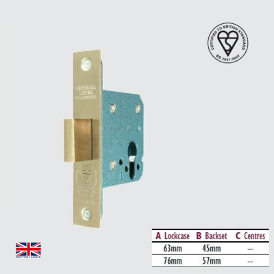 UK British Standard Deadlock