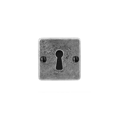 Pewter Square Jesmond Escutcheon