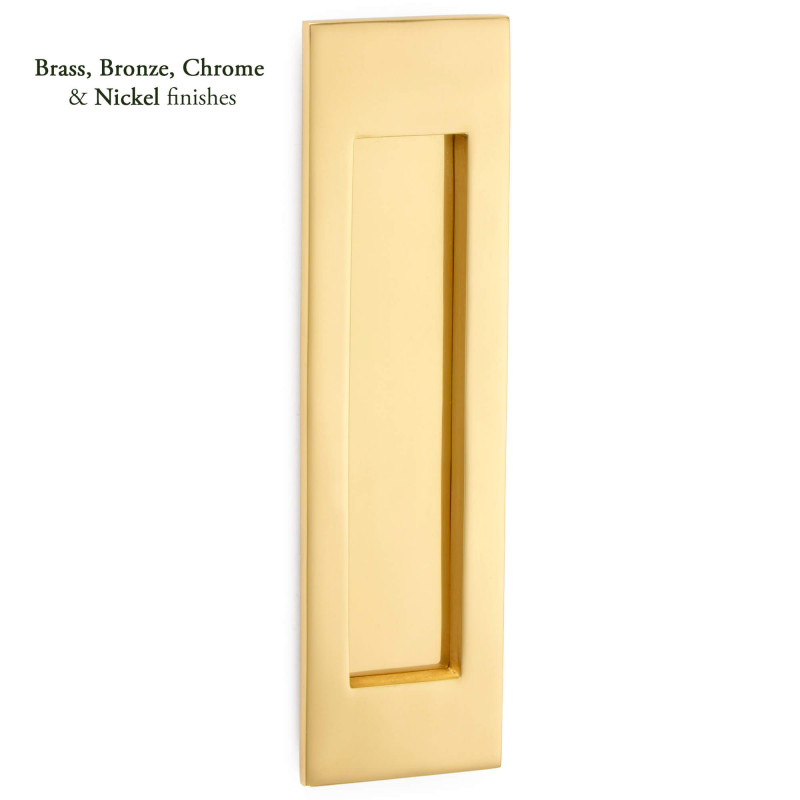 Vertical Letter Plate Traditional Upright Letterbox