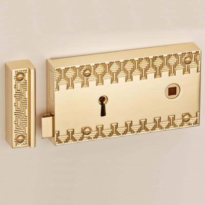Aztec Rim Lock