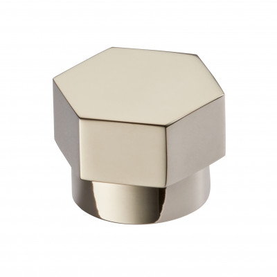 Hex Cabinet Knob by Croft