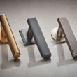 Elements Levers in Bronze and Nickel