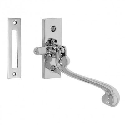 Constable Mortice Casement Fastener Chrome