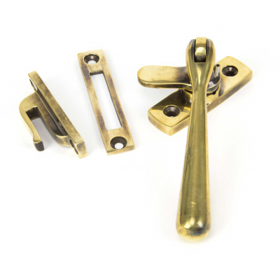 Aged Brass Newbury Casement Fastener