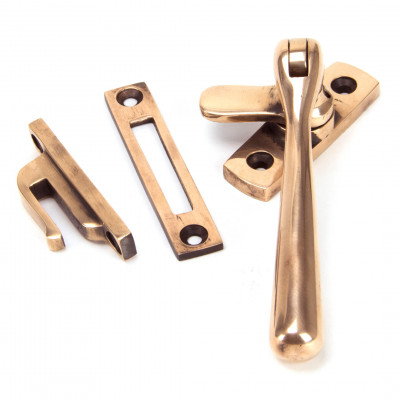 Polished Bronze Newbury Casement Fastener