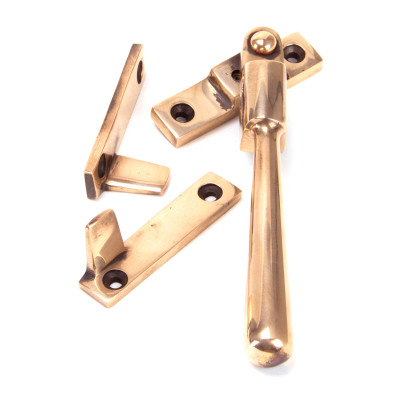Polished Bronze Newbury Night Vent Fastener
