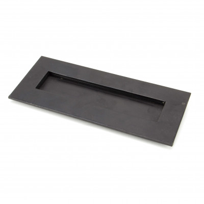 Small External Beeswax Blacksmith Letter Plate