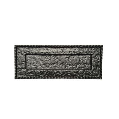 Georgian Iron Letter Plate