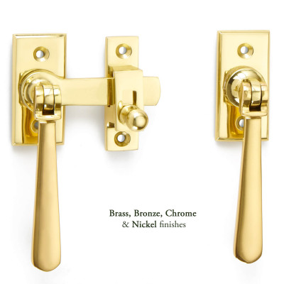 French Window Fastener