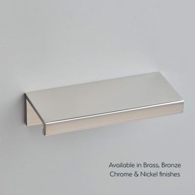 Linear Edge Pull - Polished Nickel