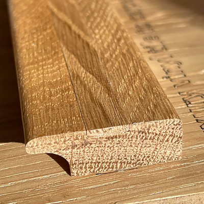Carpet to Luxury Vinyl Tile Transition Strip