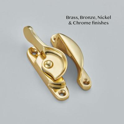 Fitch Fastener Polished Brass UNL