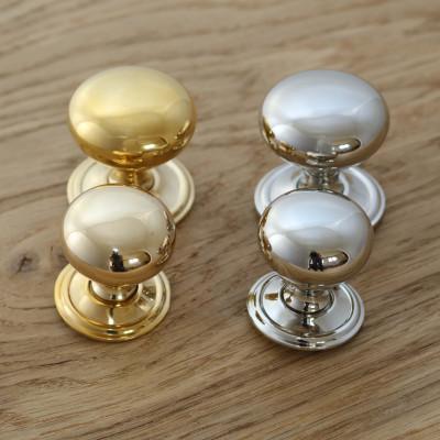 Mushroom Cabinet Knobs