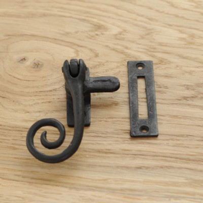 Monkey Tail Window Fastener