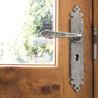 Cromwell Lever Range Pewter