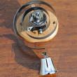 Claverley Nickel Bell Pull