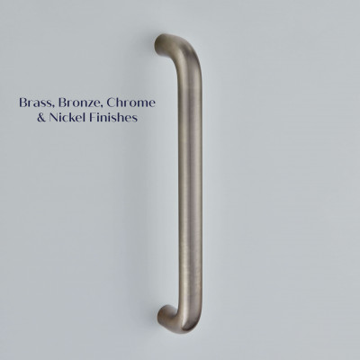 D Pull Handle Antique Nickel