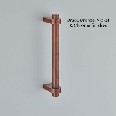 Bar Pull Handle Autumn Bronze