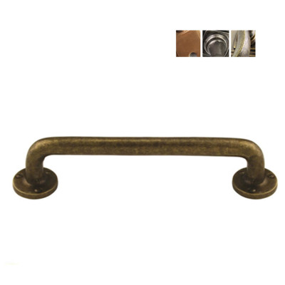 Bronze or Pewter Round Pull Handle