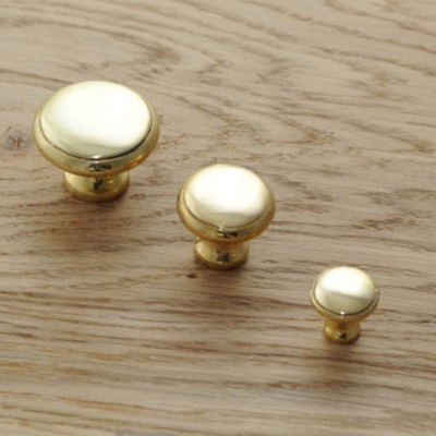Traditional Brass Knobs