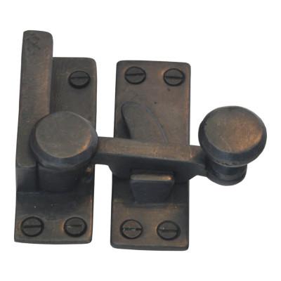 Bronze Quadrant Sash Fastener