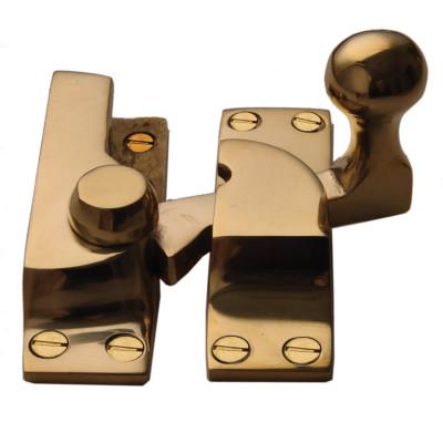 Solid Brass Sash Fastener
