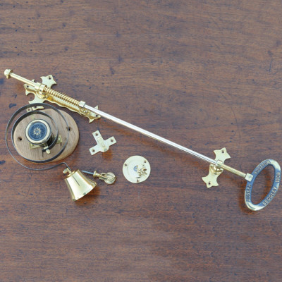 Winchester Brass Bell Pull