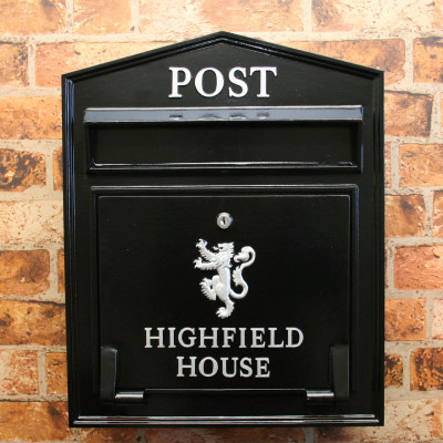 Rockbox Traditional Postboxes