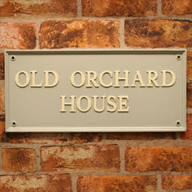 House Signs & Post Boxes